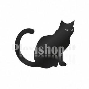 2 Gatto Nero di Halloween