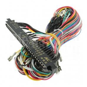 Cavo con connettore a 56 pin per schede JAMMA