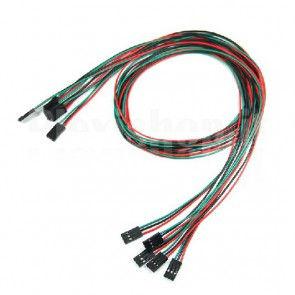 Cavo flessibile tre conduttori F/F