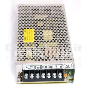 Alimentatore Switching 12 Volt - 150 Watt - 12.5 A