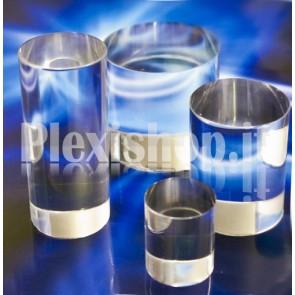 Cilindretto Ø40 mm H40 mm in plexiglass