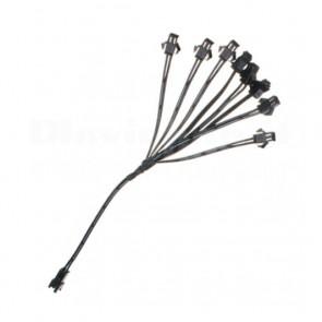 Connettore Splitter per Filo Elettroluminescente da 1 a 8