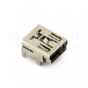 Connettore USB miniB