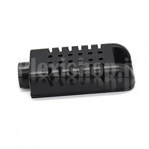 Contenitore per sensore di umidità, ABS nero