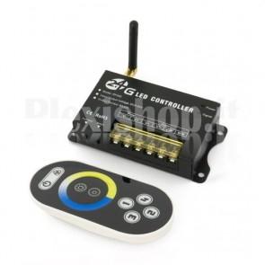 Controller per Led Bianco Caldo/Freddo Wireless 2.4GHz