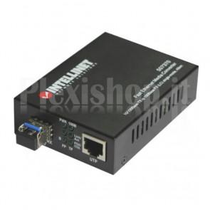 Convertitore RJ45 10/100 con modulo SFP Fast ethernet Monomodale
