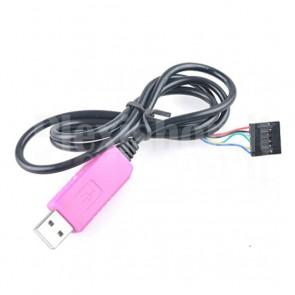 Convertitore da USB a RS232(TTL) PL2303HXD