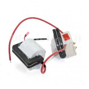 Coppia di trasformatori flyback per alimentatore laser DY13