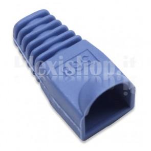 Copriconnettore per Plug RJ45 blu