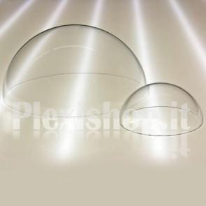 Cupola in plexiglass da 100 mm