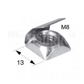 Dado con molla armonica M8