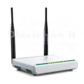 Modem Router ADSL2+ Wireless N300 W300D