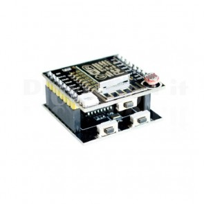 Demoboard ESP8266 Witty Cloud, ESP-12F
