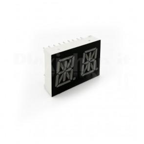 """Display LED 0.54"""" Alfanumerico 2 Digit ROSSO"""