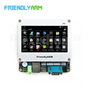 Display touchscreen LCD TFT FriendlyARM P43 da 4.3""