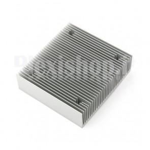 Dissipatore 120x100 mm per led alta potenza