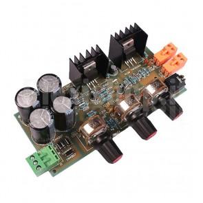 DIY amplificatore audio stereo in kit 18+18W con TDA2030