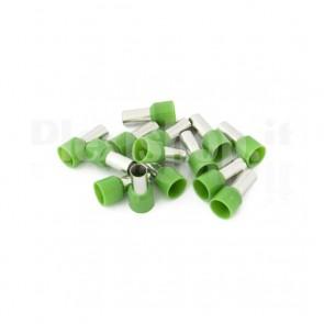 Puntale boccola singolo a crimpare - E16-12