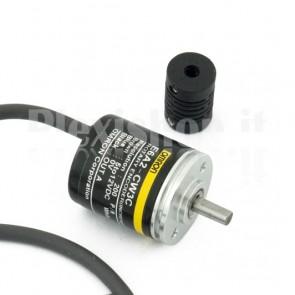 Encoder rotativo E6A2-CW3E