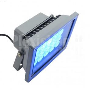 Faretto LED UV per Colla Gel e Smalti, 20W - 395nm