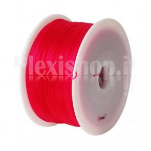 Filo ABS per stampa 3D 1.75mm – Rosso