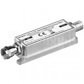 Filtro anti-disturbo LTE per DVB-T F plug/jack