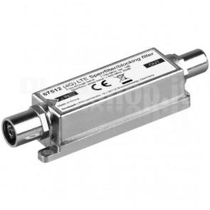 Filtro anti-disturbo LTE per DVB-T IEC plug/jack