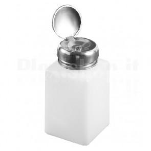 Flacone Dispenser per Solventi Acetone Detergenti