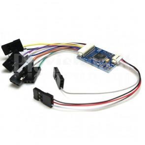 Encoder PPM 8 canali