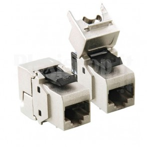 Frutto Cat.6 RJ45 Classe EA Tooless