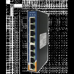 Unmanaged Ethernet Switch Gigabit 8 porte 10/100/1000Base-T(X) Slim