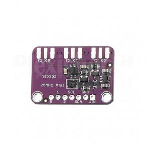 Generatore di Segnale di Clock per Arduino 8KHz-160MHz