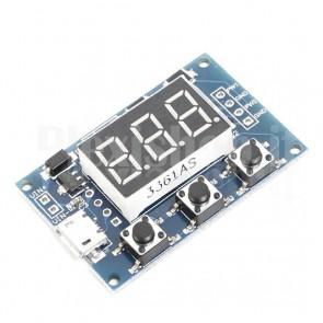 Generatore di segnali PWM a 2CH