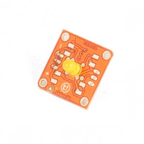 TinkerKit Led [Yellow, 5mm]