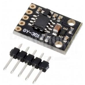Modulo GY-301 basato sul sensore di luminosità BH1750FVI