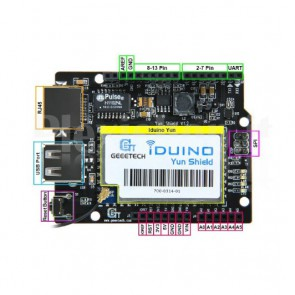 Iduino Yun Shield