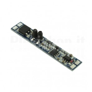 Interruttore di prossimità a infrarossi IR per strisce LED, 6A