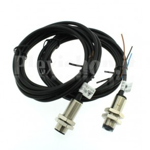 Interruttore laser, fotoemettitore e fotorilevatore, M12x1.0