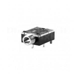 Jack femmina stereo 3.5mm PJ324M da PCB