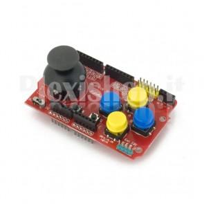 Joysticks per Arduino