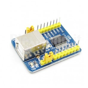 Kit convertitore USB B - RS232 TTL, FT232RL