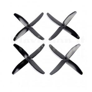 Kit coppie di eliche 4040 a quattro pale, cw + ccw