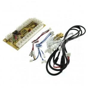 Encoder USB Reyann per progetti DIY di cabinet arcade