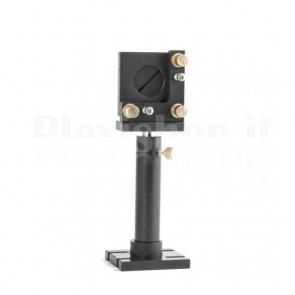 Kit testina laser CO2 con due supporti per specchi beam-delivery