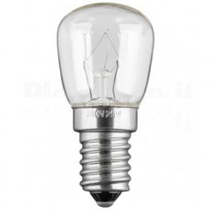 Lampada E14 per Elettrodomestici 15W, Classe G