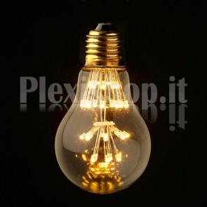 Lampadina Edison LED 3W - Goccia 55mm