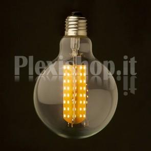 Lampadina Edison LED smd 3W - Globo 95mm