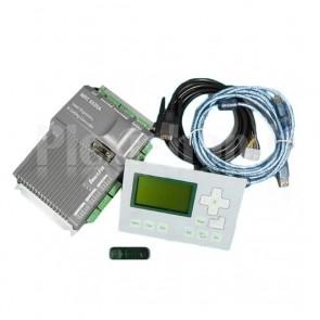 Laser Controller Leetro MPC6525A e software LaserCut