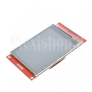 "2.4"" LCD TFT touchscreen for Arduino, ILI9341"