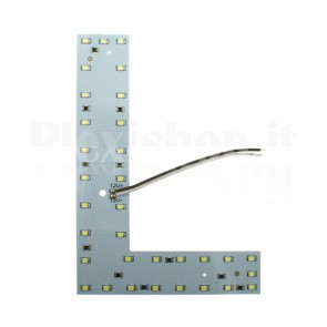 Lettera luminosa a Led - L
